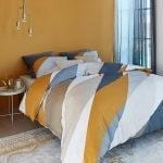 Bedlinnen Deluxe Domingo gold