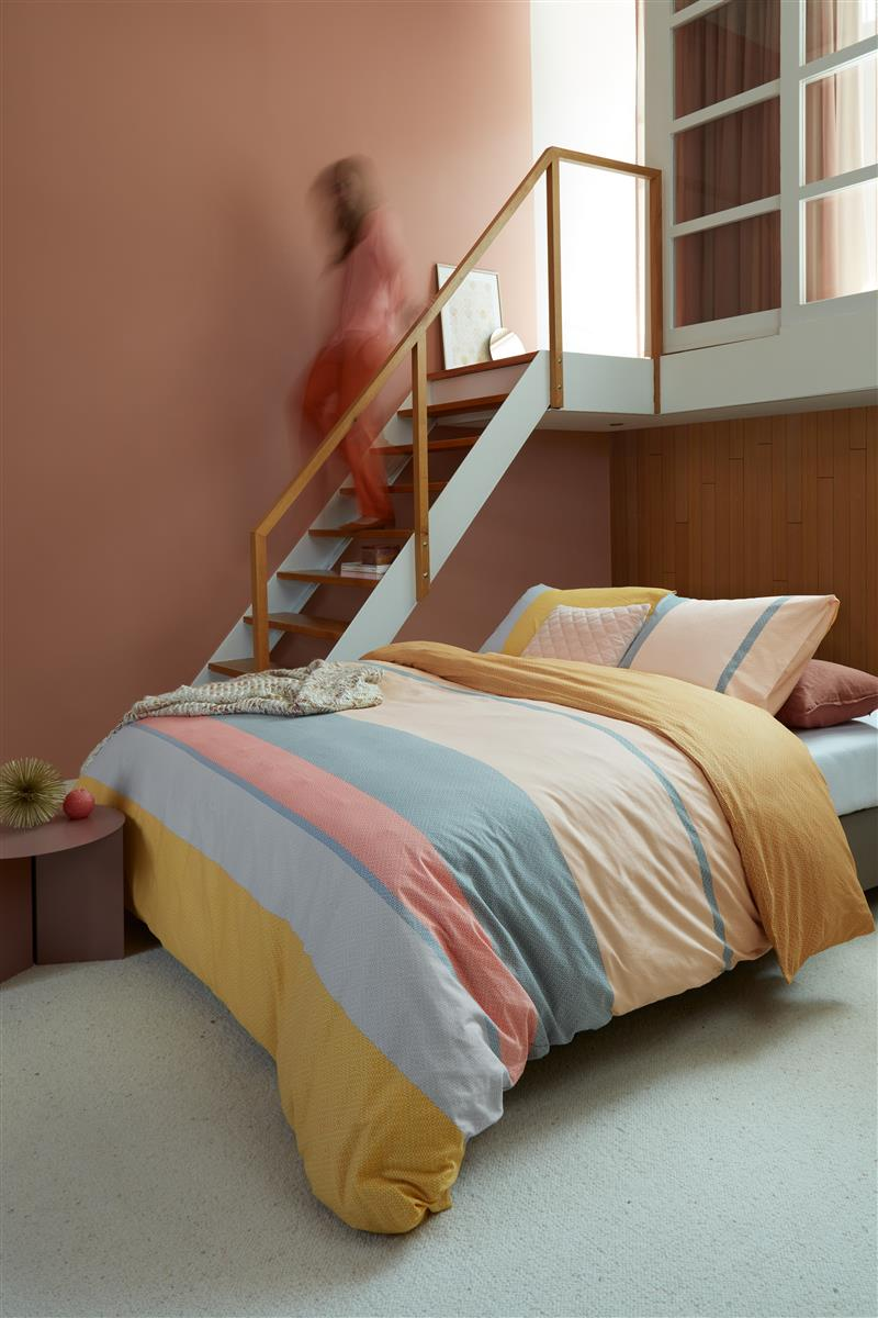 Linnenatwork hotellinnen Deluxe Colorful Summer Soft Pink